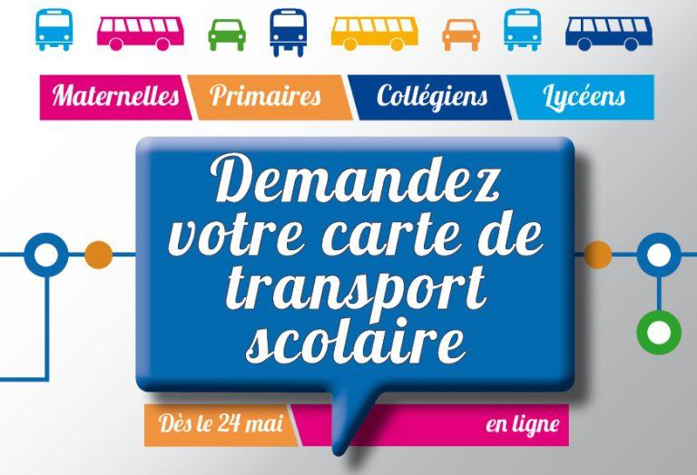 carte de transport scolaire