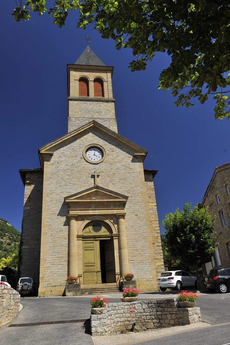 L'église du 19eme