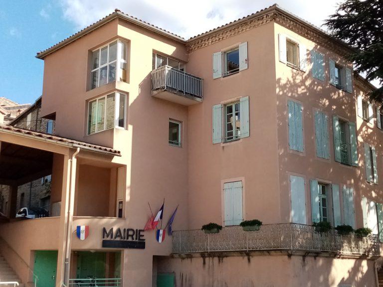 Mairie de Saint-Georges-de-Luzençon