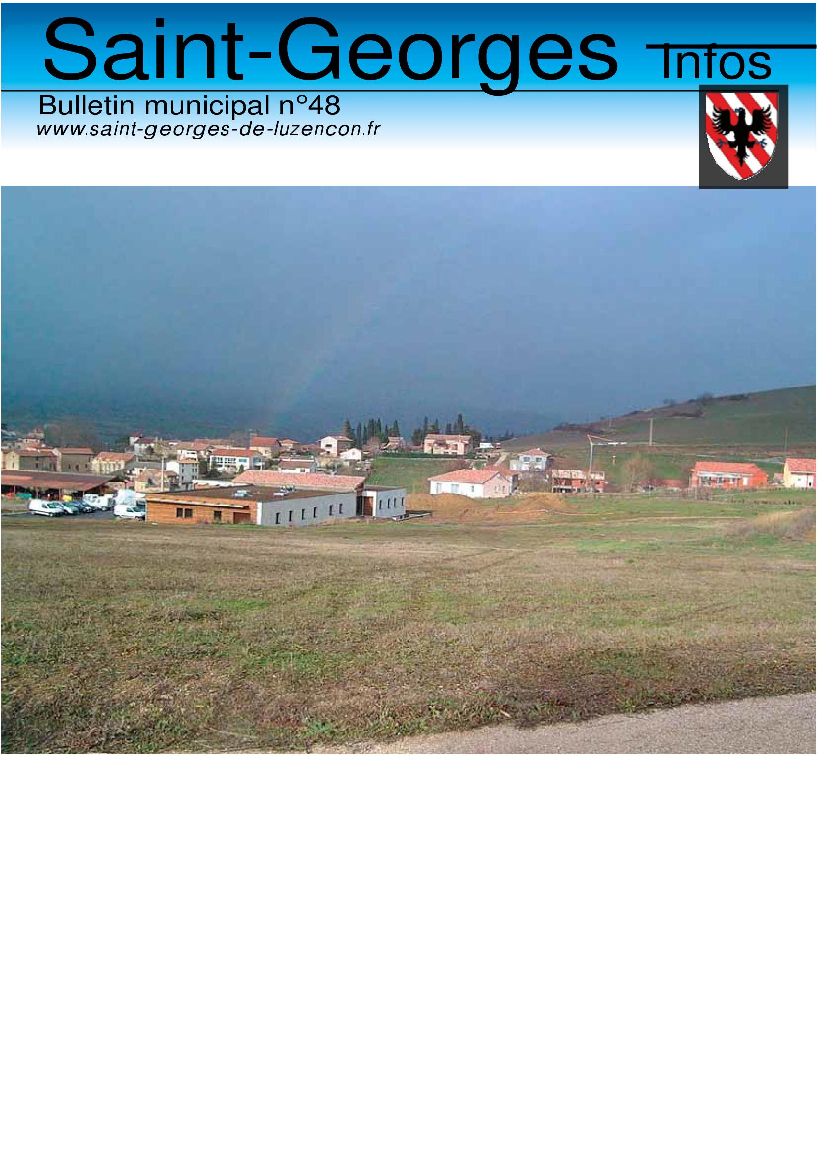 bulletin municipal n°48
