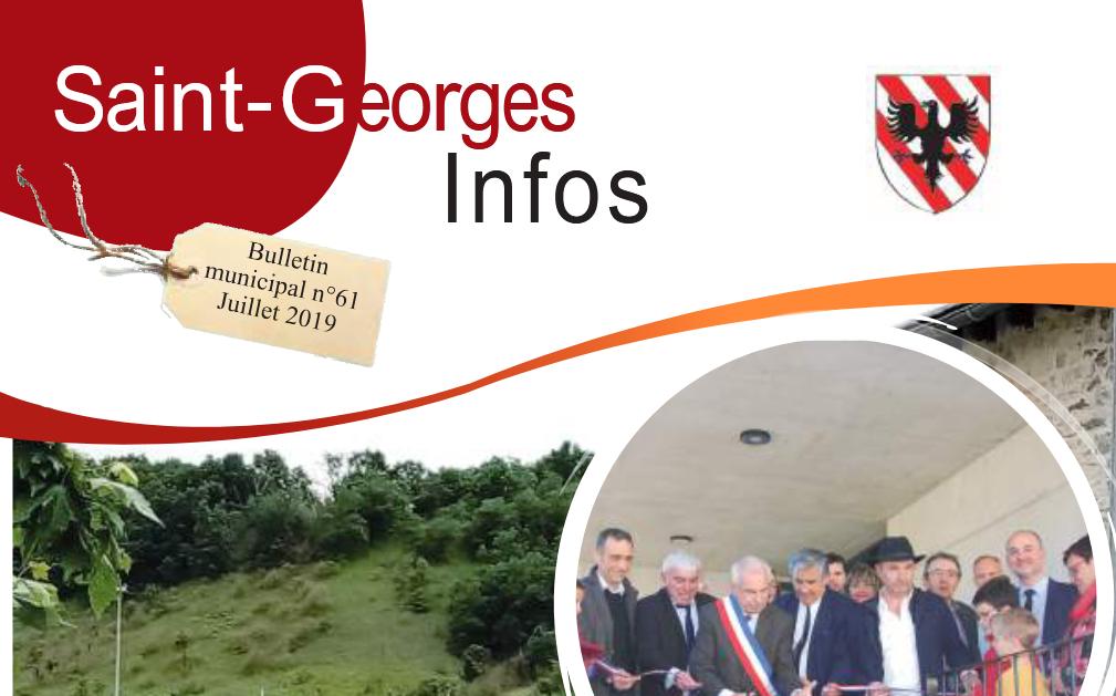 Bulletin municipal n°61